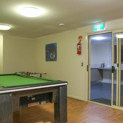 BIG4 Karuah Jetty Games Room