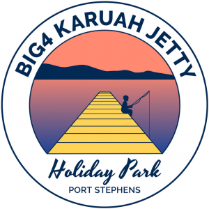 BIG4 Karuah Jetty logo
